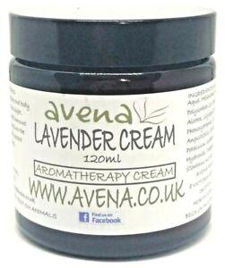 Lavender Cream Sleep Aid Hand Skin Baby All Natural Organic Massage Eczema