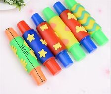 Rolling Plasticine Clay Mold Tool DIY Flowers Decoration Roller Brush Kids Toy