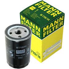 Genuine Mann-Filter Oil Filter Filter w 719/14 Oil Filter