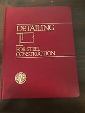 Detailing for Steel Construction by AISC