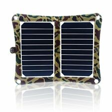 Portable Folding Solar Panel USB Charger 10W for Smart Phone, Power bank, Tablet