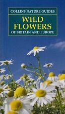 Wild Flowers of Britain and Europe by Wolfgang Lippert BRAND NEW BOOK (P/B 2000)