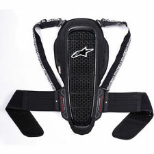 Alpinestars Black Motorcycle Body Armour & Protectors