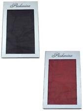 Écharpes et châles pashminas rouge pour femme
