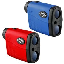 NEW Callaway 200 Golf Laser Rangefinder with 6X Magnification - Choose Color!