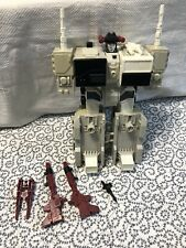 Transformers Metroplex1986 Figure G1 With Parts