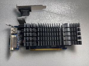 Asus GeForce 210 EN210 Silent/DI/1GD3/V2(LP) Half-height Graphics Card 1GB