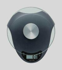 Taylor DIGITAL FOOD SCALE Glass Platform Kitchen Weighs > 6.6 lb, Oz & Grams NEW