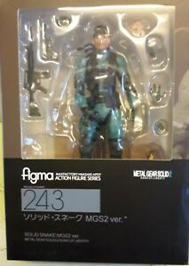 Figma Metal Gear Solid 2 Snake Soldier