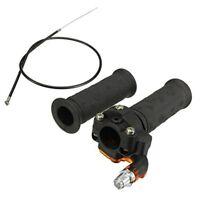 Twist Throttle Accelerator Grip Cable ATV Quad Dirt Pit Bike 50/90/110/125/140CC