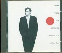 Bryan Ferry / Roxy Music - The Ultimate Collection Nimbus Press Uk Cd Eccellente