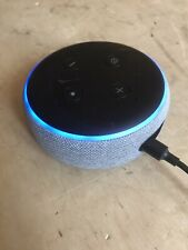 Amazon Echo Dot 3rd Gen Smart Speaker Model D9N29T - sandstone