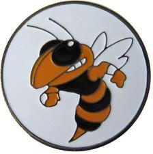 Hornet Golf Ball Marker and Matching Hat Clip