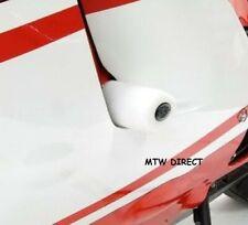 Ducati Desmosedici 2009 R&G Racing Aero Crash Protectors CP0260WH White