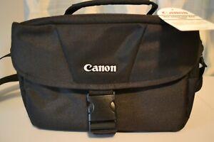 Canon EOS Shoulder Camera Bag 100ES Black (9320A023B) ~ New with Tags!