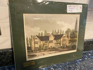 Bedfordshire antique prints.PRIVATE COLLECTION FOR SALE.Great Christmas GIFTS