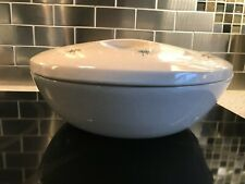 Franscicanware Starburst  2 Qt Covered Casserole with Lid