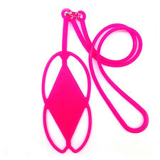 Silicone Lanyard Case for Cell Phone Cover Holder Wrist Strap Sling Necklaceso0 Light Rose