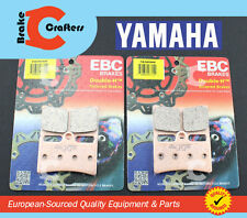 2008 - 2014 YAMAHA YZF R6 YZFR6 600 - FRONT EBC PERFORMANCE HH RATED BRAKE PADS
