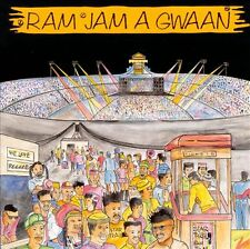 Various – Ram Jam A Gwaan (Beres Hamond, Garnett Silk