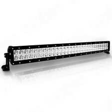 Aurora 30 Inch LED Double Row Off Road Light Bar Combo Dual D 180W 14400 Lumens