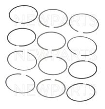 For Set of 4 Engine Piston Rings Kit Goetze 08-323300-00 for Porsche 924 944