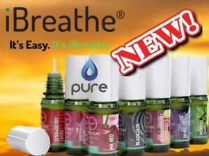 iBreathe Liquid New Flavours 5x10ml 10ml 50ml 6mg 12mg 18mg E Vape Juice Oils