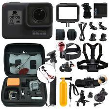GoPro Hero 7 Negro 12 Mega píxeles cámara Videocámara 4K Impermeable + Paquete de acción completa