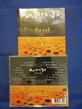 MANGO - VISTO COSI'  - CD