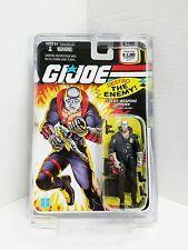 GI Joe Cobra DESTRO Hasbro MOC MISC 25th Anniversary Silver Foil Action Figure