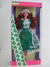 barbie irish dolls of the world special edition irlanda collector 1994 dol 12998