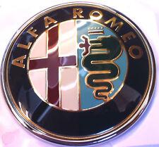 ALFA Romeo griglia frontale BADGE 147 SPIDER GTV Mito ORIGINALE 46558973