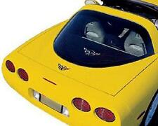 C5 Corvette Embroidered Cargo Cover - Cargo Shade (1997-2004) Coupe