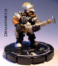 Mage Knight Minions #019 Dwarven Thunder Gunner *