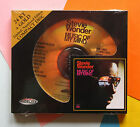 Stevie Wonder , Music of My Mind ( 24 KT + Gold Limited , Numbered Edition CD )