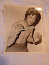 Boxing photo - Carlos Becerril