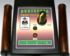 Zapper 30Khz y 2.5Khz Potencia Ajustable Hulda Clark Adjustable Power