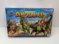 Das schwarze Auge - Die Schlacht der Dinosaurier von Schmidt Spiele Fantasy RAR