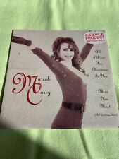 Mariah Carey All I Want For Christmas Is You Australia 🇦🇺 Disc Single