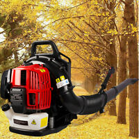 Gas Backpack Leaf Blower w/extention tube 52CC 2-Cycle Outdoor Power Equipment