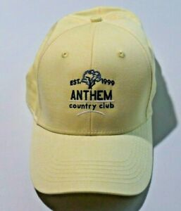 Anthem Country Club, Nevada Golf Course AHEAD Adjustable Mid Fit Baseball Cap