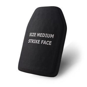 Size Medium strike face 2.3mm 6mm ball protection ballistic plates body armor