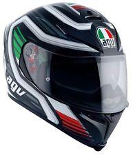 AGV CASCO HELMET CAPACETE K-5 S FIRERACE MOD 2017 BLACK ITALY ITALIA SIZE XXL