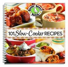 101 Slow-Cooker Recipes (101 Cookbook Collection), Gooseberry Patch, 1933494956,