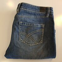 Women's Riders by Lee Bumster Bootcut Size 14 Jeans Denim -MF37