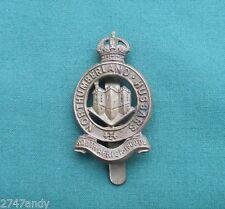 Northumberland (Yeomanry) Hussars, 100% Genuine British Army Military Cap Badge