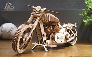 Bike Puzzle Mechanical 3D Puzzle Ugears