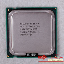 Intel Core 2 Duo E6750 Dual-Core CPU (BX80557E6750) SLA9V 2.66/4M/1333 Free ship