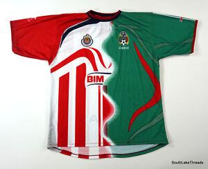 Mexico BIM Mexico Soccer Jersey Mex Vas Men's Large