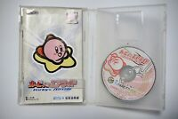 Nintendo GameCube Kirby Air Ride Japan NGC Game US Seller